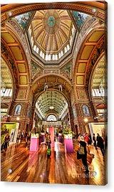 Royal Exhibition Building II Acrylic Print by Ray Warren