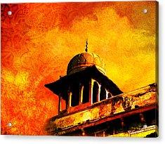 Royal Fort 01 Acrylic Print