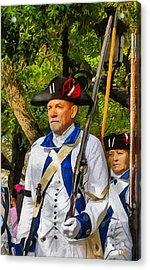 Royal Guard Acrylic Print