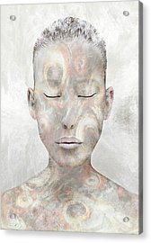 Royal  Acrylic Print by Yosi Cupano