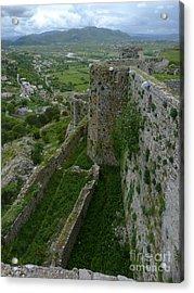 Rozafa Castle - Albania Acrylic Print