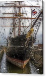 Rss Discovery Acrylic Print by Jason Politte