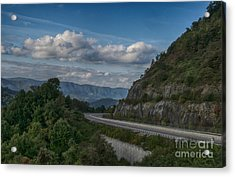 Rt 26 Overlook Acrylic Print
