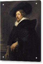 Rubens, Peter Paul 1577-1640 Acrylic Print by Everett