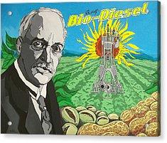 Rudolf Bio-diesel Acrylic Print