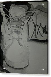 Rugged Acrylic Print