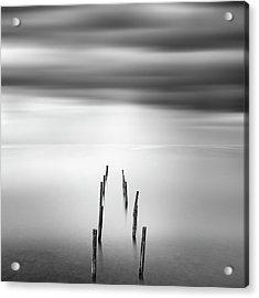 Ruined Pier 05 Acrylic Print