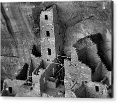 Ruins Acrylic Print by Dan Sproul