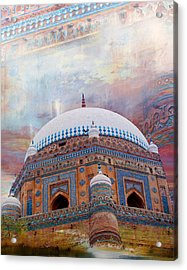 Rukh E Alam Acrylic Print by Catf