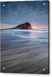 Rule Of Thirds Acrylic Print