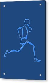 Running Runner15 Acrylic Print