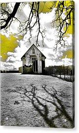 Rural Americana Acrylic Print
