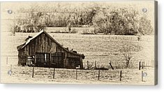 Acrylic Print featuring the photograph Rural Dreams by Greg Jackson