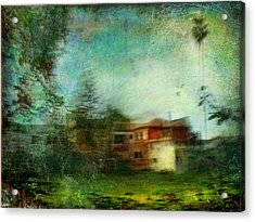 Ruralscape #13. Hope Acrylic Print