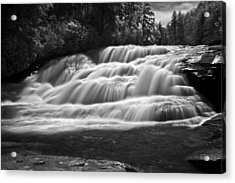 Acrylic Print featuring the photograph Rush by David Stine