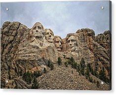 Rushmore Acrylic Print
