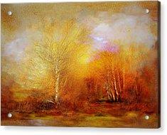 Russet Lane Acrylic Print