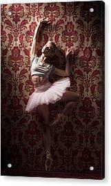Russian Dancer Acrylic Print