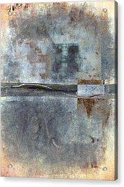 Rust And Walls No. 1 Acrylic Print