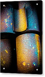 Acrylic Print featuring the photograph Rust Number 3 by Craig Perry-Ollila