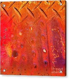 Rusted Glory 10 Acrylic Print