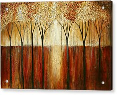 Rustic Forest Acrylic Print