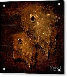 Rusty Acrylic Print