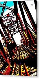 Rxr Bridge Polarized Acrylic Print
