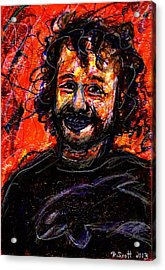 Ryan - Dark Acrylic Print