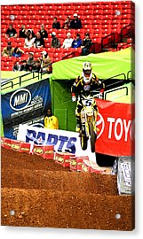 Ryan Dungey Acrylic Print by Jason Blalock