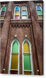Ryman Windows Acrylic Print