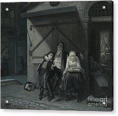 Sabbath Rest  Acrylic Print by Celestial Images