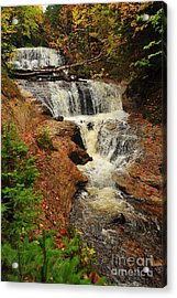 Sable Falls Acrylic Print