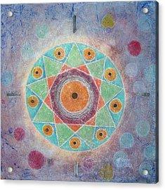 Sacred Nine Acrylic Print