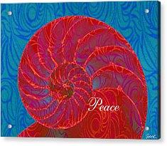 Sacred Place - Print Acrylic Print