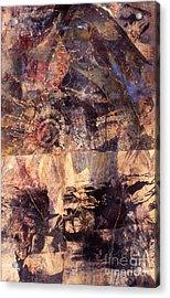Sacred Vessel Acrylic Print by Charles B Mitchell