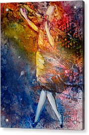 Sacrifice Of Praise Acrylic Print