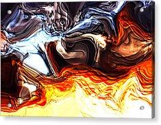 Sacrifice Acrylic Print by Richard Thomas
