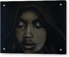 Sadness 2 Acrylic Print