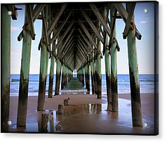 Safe Haven Acrylic Print by Karen Wiles