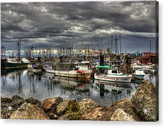 Safe Haven Acrylic Print by Randy Hall