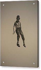 Safe Acrylic Print by Jeremy Johnson