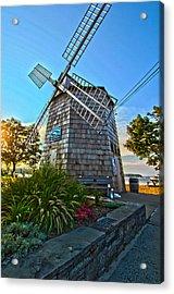 Sag Harbor Windmill Acrylic Print