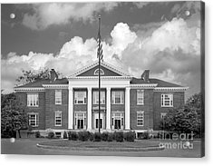 Sage College Administration Building Acrylic Print by University Icons