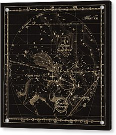Sagittarius Constellations, 1829 Acrylic Print by Science Photo Library