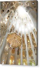 Sagrada Familia Acrylic Print
