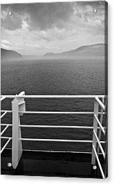 Saguenay Acrylic Print by Arkady Kunysz