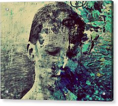 Sahdows Acrylic Print by Dalibor Davidovic