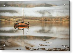 Sail Acrylic Print