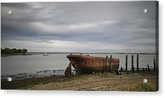 Sail Away Acrylic Print by Nigel Jones
